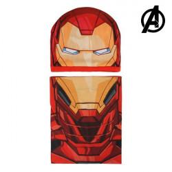 Mütze und Halstuch The Avengers 01020
