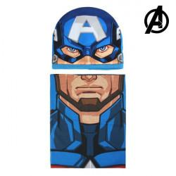 Mütze und Halstuch The Avengers 01037