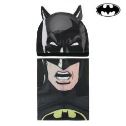 Bonnet et Echarpe Batman 01051