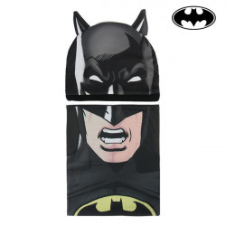 Hat and Neck Warmer Batman 01051