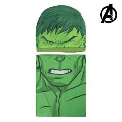 Bonnet et Echarpe The Avengers 01044
