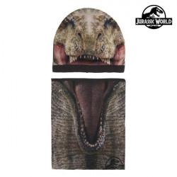 Gorro y Braga de Cuello Jurassic Park 00863