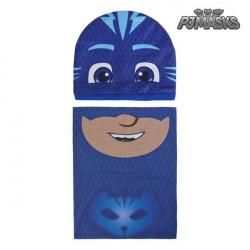 Bonnet et Echarpe PJ Masks 00986
