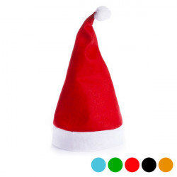 Bonnet de Père Noël 148622 Noir
