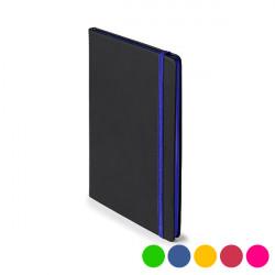 Block Notes con Segnalibro 145124 Azzurro