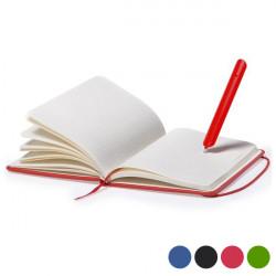 Block Notes con Penna Integrata (80 frunze) 145600 Rosso