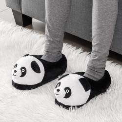 Weiche Pantoffeln für Kinder Pandabär 35-36