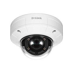 D-Link DCS-4605EV câmara de segurança Câmara de segurança IP Exterior Domo Teto 2592 x 1440 pixels