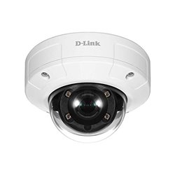 D-Link DCS-4605EV telecamera di sorveglianza Telecamera di sicurezza IP Esterno Cupola Soffitto 2592 x 1440 Pixel