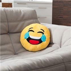 Almofada Emoticon Gargalhada
