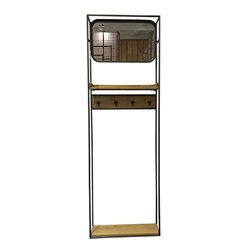 Espejo Rack (53 x 15 x 165 cm)