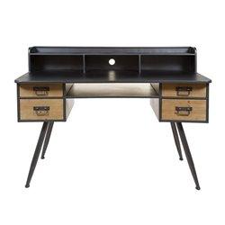 Schreibtisch Angestrichenes eisen (135 X 60 x 95 cm)