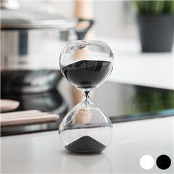 Reloj de Arena Timer Oh My Home (8 minutos) Negro