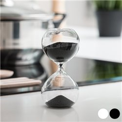 Timer Hourglass (8 minutes) Black
