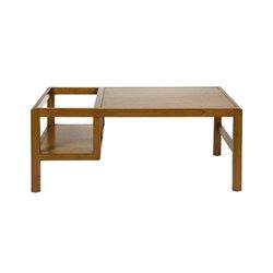 Tavolo con Seduta per Bambini Legno di mindi Compensato (120 X 60 x 50 cm) Naturale