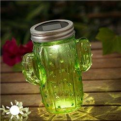 Solarlampe Kaktus (1 LED)