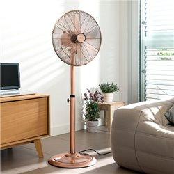 Tristar VE-5971 Ventilator Haushalts-Lamellenlüfter Kupfer