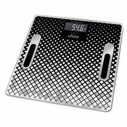 Digital Bathroom Scales UFESA BE1855 Negro (30 X 30 cm)