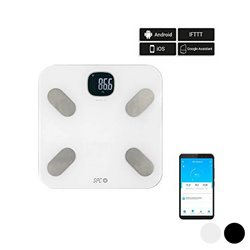 Intelligent Scales SPC Atenea Fit 6501 WiFi Black