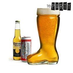 Vaso Gigante Bota de Cerveza Th3 Party