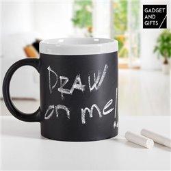 Gadget and Gifts Chalkboard Mug
