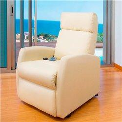 Fauteuil de Relaxation Massant Cecotec Compact 6024