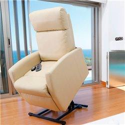 Sillón Relax Masajeador Levantapersonas Cecotec Compact 6007