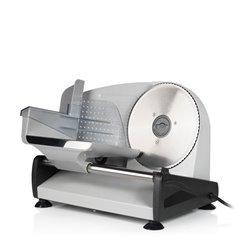 Tristar EM-2099 máquina de corte em fatias Eléctrico Preto, Prateado 150 W