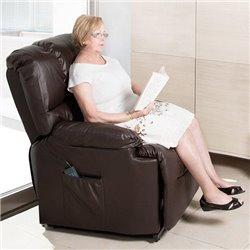 Komfortsessel mit Massagefunktion Cecotec 6004