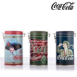 Vintage Metalldose Coca-Cola