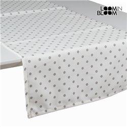 Tischläufer (20 x 2 x 40 cm) Grau