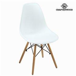 Esszimmerstuhl ABS Weiß by Craftenwood