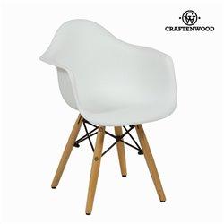 Kinderstuhl ABS Weiß by Craftenwood