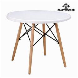 Lacquered wood child's table by Craftenwood