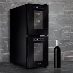 Tristar WR-7512 Wine cooler dual zone