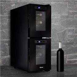 Tristar WR-7512 Zwei-Zonen Weinkühlschrank