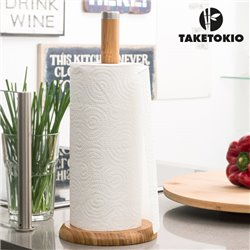 Bambú Küchenrollenhalter TakeTokio