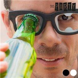 Óculos com Abre-Garrafas Preto