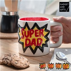 """Slogans Ceramic Mug """"Fuck off"""""""