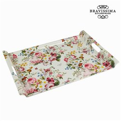 Bandeja Melamina (52 x 37 cm) - Colección Kitchen's Deco by Bravissima Kitchen