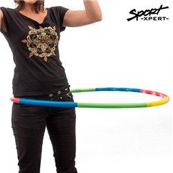 Cerceau Hula-Hoop Démontable pour Fitness