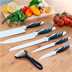 Cuchillos Cecotec C01023 (6 piezas)