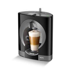 Capsule Coffee Machine Krups KP1108 Oblo Dolce Gusto 15 bar 0,6 L 1500W Black