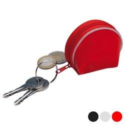 Porte-clés Porte-monnaie 143671 Blanc