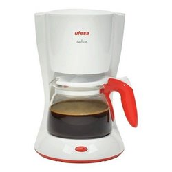 Cafetera de Goteo UFESA CG7223 1000W Blanco