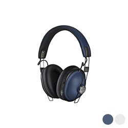 Panasonic Oreillette Bluetooth RP-HTX90NE USB (3.5 mm) Bleu