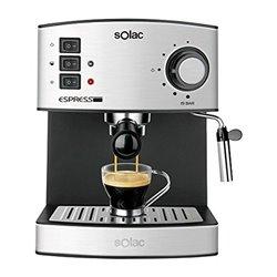 Manuelle Express-Kaffeemaschine Solac CE4480 Expresso 19 bar 1,25 L 850W