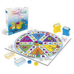 Hasbro Family Trivial Pursuits