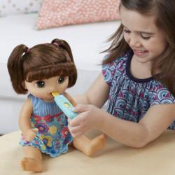 Hasbro Baby Alive Mimos y Cuidados (Morena)