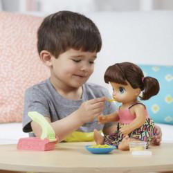 Hasbro Baby Alive Deliciosos Espaguetis (Morena)